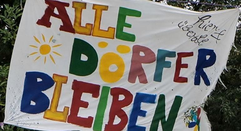 Nach der Kohle-Leitentscheidung: Die Dörfer werden Garzweiler überleben