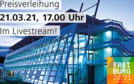 Georg Salvamoser Preis 2021 / Solar-Campus Freiburg