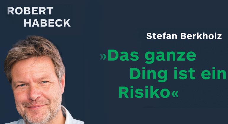 BLESSING Verlag | Stefan Berkholz | Robert Habeck