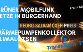 TransparenzTV | SALVAMOSER Preis