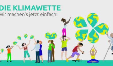 Die Klimawette | dieklimawette.de