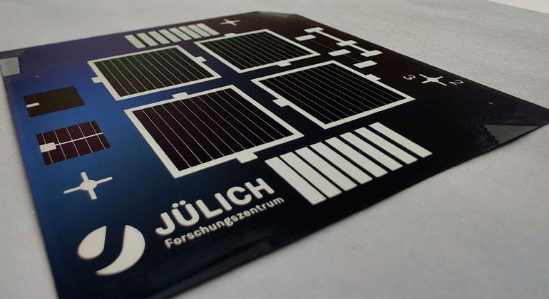 Durchsichtige Nanoschichten für mehr Solarstrom