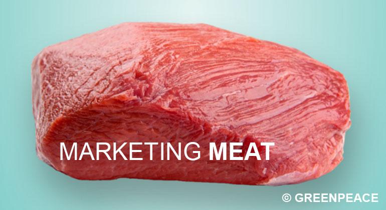 Greenpeace | Marketing Meat