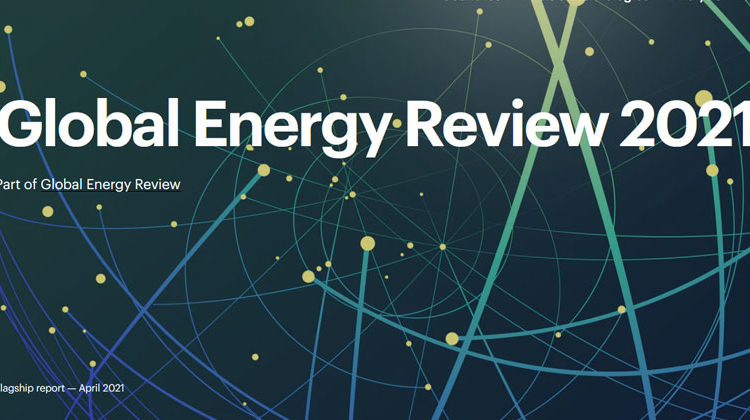 IEA.org | Global Energy Review 2021