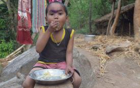 pixabay.com | Ajaykhadka | Kind Asien Hunger