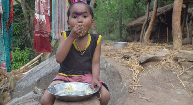 Milliarden fürs Militär – und Millionen Menschen hungern
