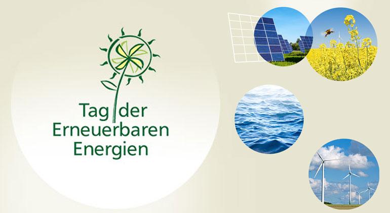 24. April – Tag der Erneuerbaren Energien