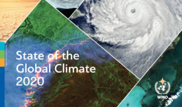 World Meteorological Organization | State of the Global Climate 2020