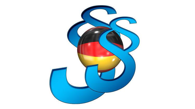 pixabay.com | Gerd Altmann | Deutschland Gesetz