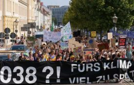 Wikimedia Commons | Leonhard Lenz | Fridays for future Protest in Potsdam