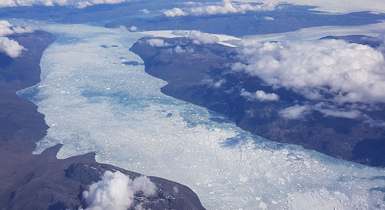 Researchers find Greenland glacial meltwaters rich in mercury