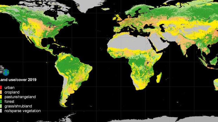 KIT.edu | Karina Winkler | Globale Landnutzungskarte