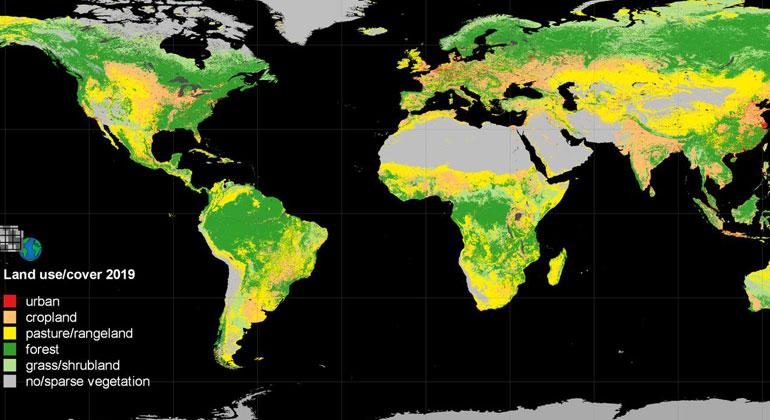 Globale Landnutzungsänderungen größer als gedacht