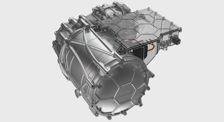 E-Motor ohne Seltene Erden