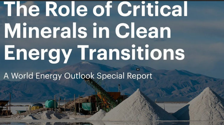 iea.org | The Role of Minerals in Clean EnergyTransitions