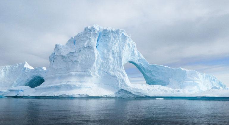 unsplash:com | Derek Oyen  | Antarktis