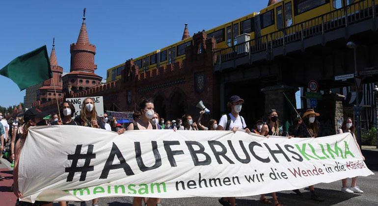 """Bundesweiter Aktionstag: """"Das Klima geht uns alle an"""""""