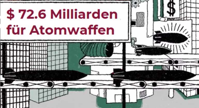 ICAN.de | Report Atomwaffen