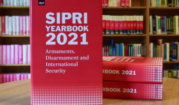 sipri.org   SIPRI Yearbook 2021