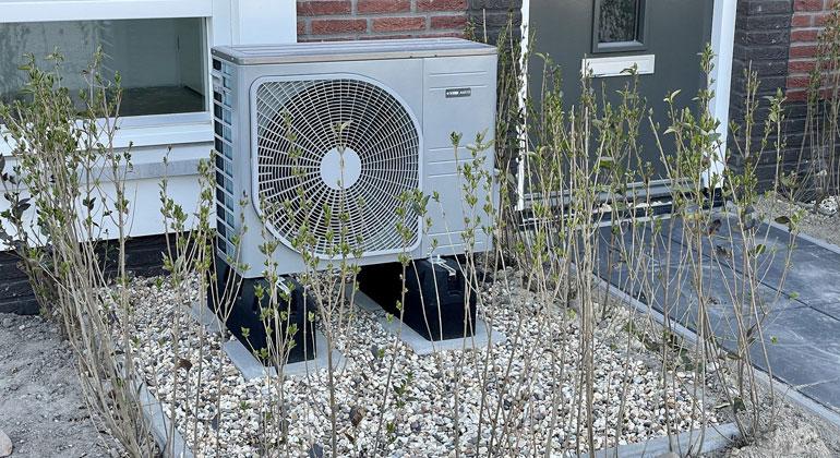 Wärmepumpen im Neubau weiterhin beliebtester Wärmeerzeuger