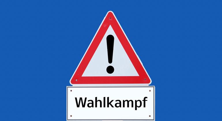 Depositphotos.com | Animaflora-PicsStock | Wahlkampf