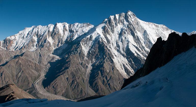 Langzeit-Gletscherstudie zum Himalaya
