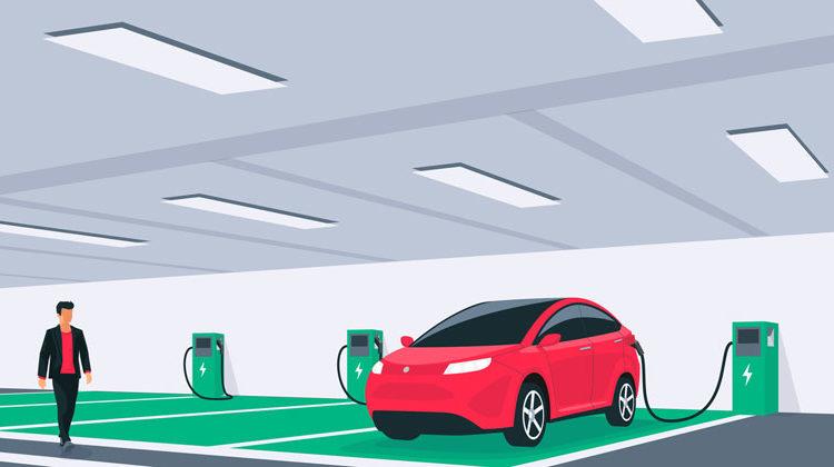 Depositphotos.com | petovarga | E-Auto laden
