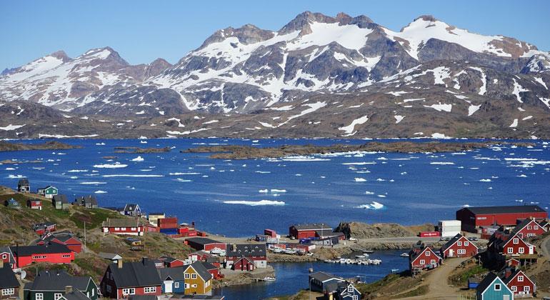 Grönland beendet Suche nach Erdöl und Gas