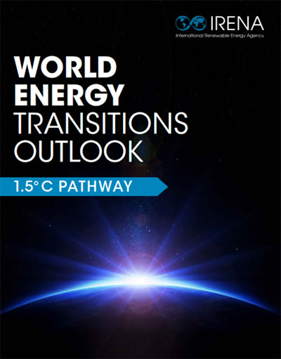 IRENA   World Energy Transitions Outlook