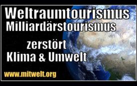 Mitwelt.org | Weltraumtourismus
