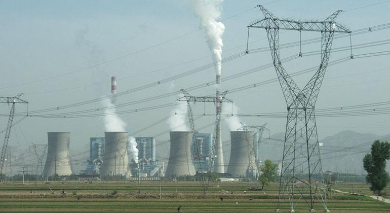 Wikimedia Commons-Kleineolive-CC BY 3.0 - Shuozhou Kohlekraftwerk
