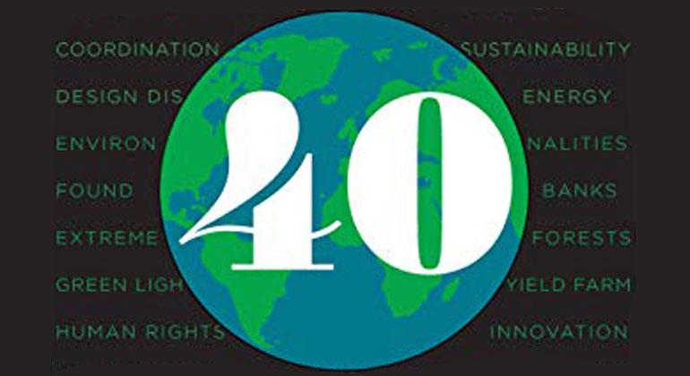 A Better Planet: 40 Big Ideas for a Sustainable Future