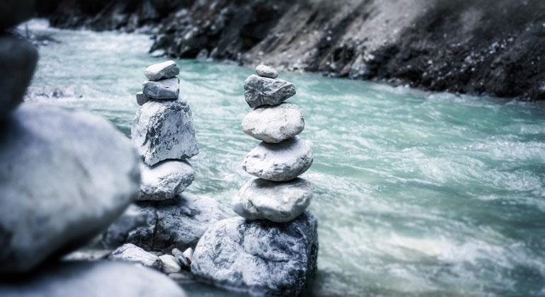 Vom Wesen unserer Flüsse