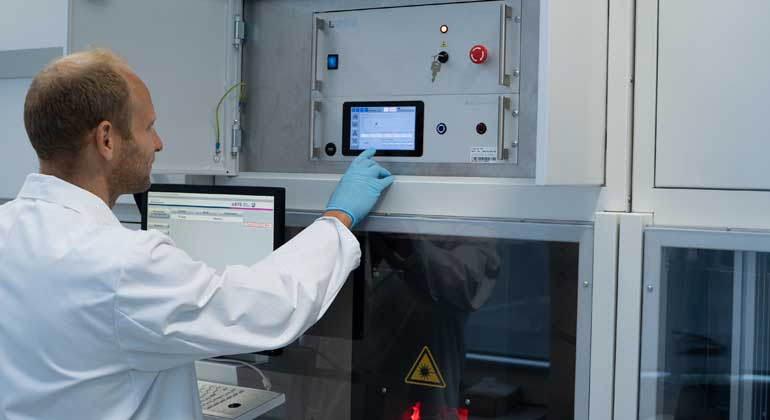 Fraunhofer CSP | Leco-Verfahren