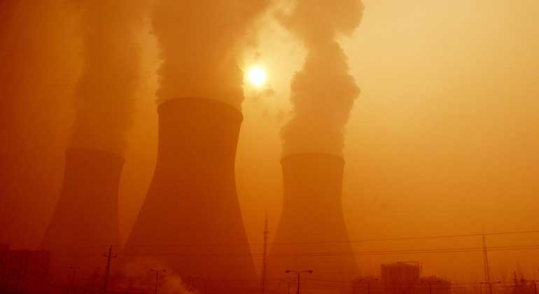 Chinas Ausstieg aus internationaler Kohlefinanzierung