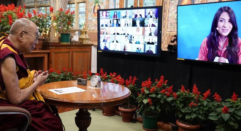 """""""Tibet Morgen"""" – Online-Live-Event mit dem Dalai Lama"""