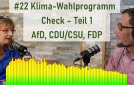 Cornelia + Volker Quaschning | Podcast