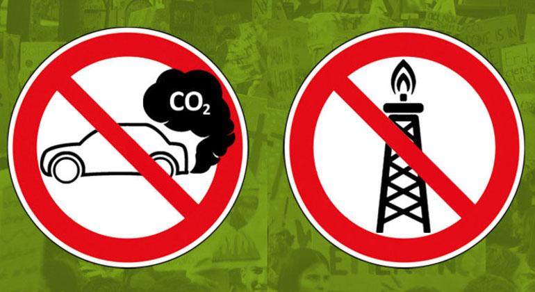 Deutsche Umwelthilfe und Greenpeace verklagen deutsche Konzerne auf Klimaschutz