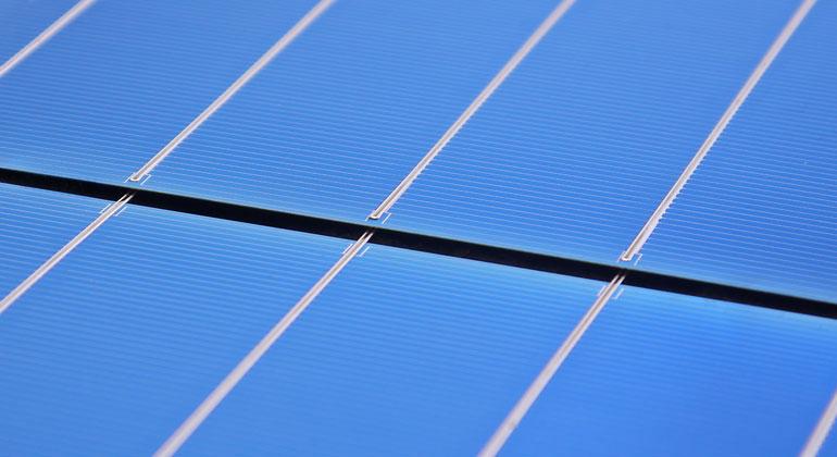 FraunhoferI SE  | Verschaltete Solarzellen