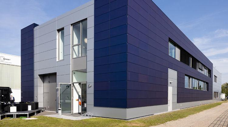 Helmholtz Zentrum Berlin | Solarfassade