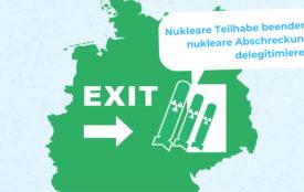 ICAN | Atomwaffen abwählen