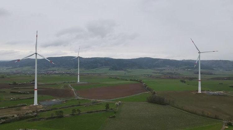 NATURSTROM AG | Windräder | Franken