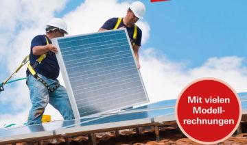"Stiftung Warentest | Ratgeber ""Photovoltaik & Batteriespeicher"""