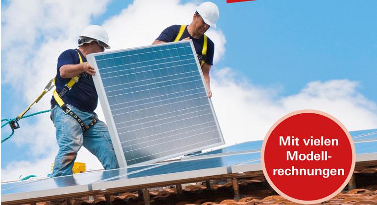 Energiekosten sparen und die Umwelt schonen