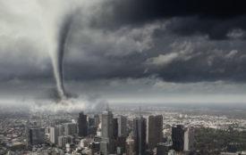 Depositphotos.com |Sergey Nivens | Tornado