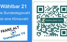 Transparenz TV | waehlbar2021.de