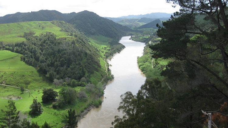 Flickr.com | Felix Engelhardt | Whangani River