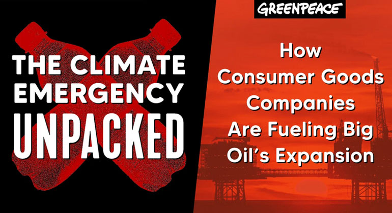 greenpeace.org | The Climate Energy Unpacked