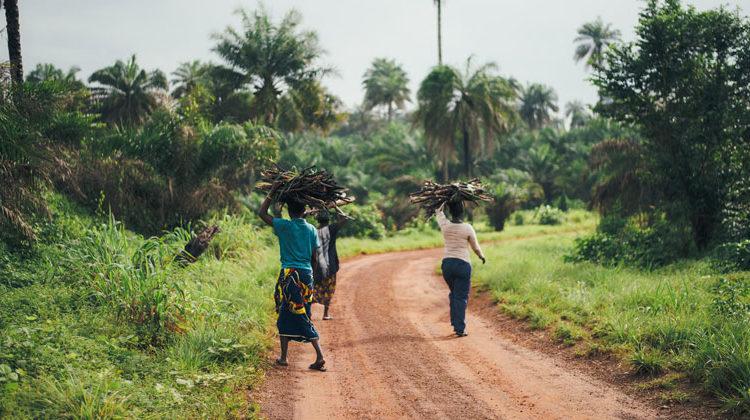Unsplash.com | Annie Spratt | Afrika Frauen