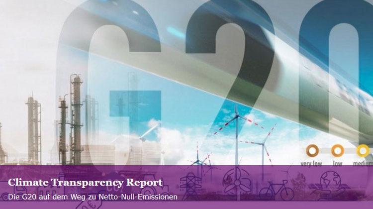 GERMANWATCH | Climate Transparency Report 2021